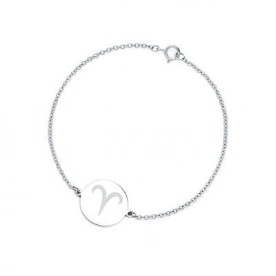 Bracelet with a sign of zodiac ZOD