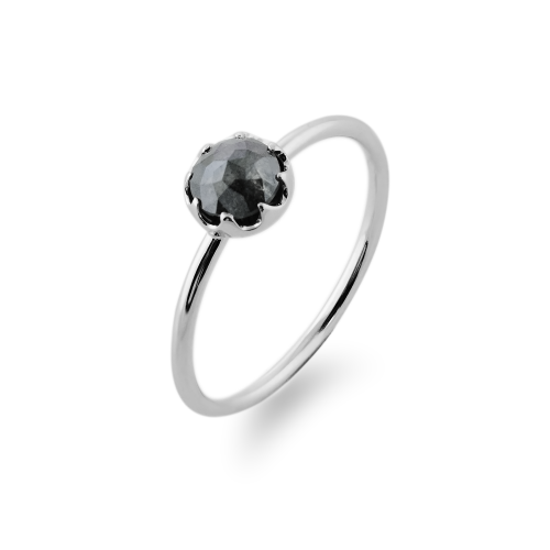 RAWE enchanting diamond 0.58 Ct ring