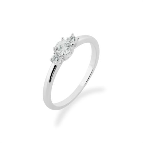 ARETE gold diamond ring