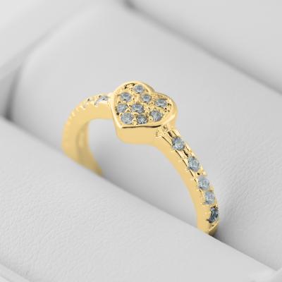 ERIA gold diamond ring