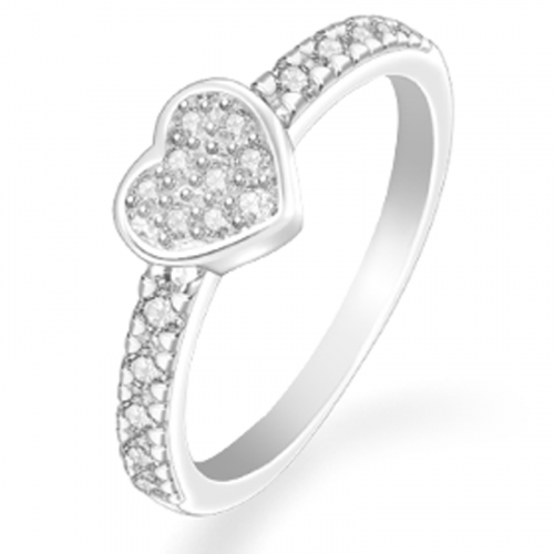 ERIA gold diamond ring