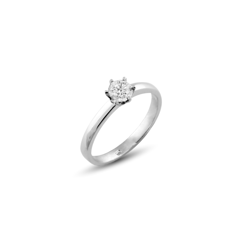 Promise Brilliant  ring 0.2ct FISKA