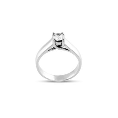 Prsten ze stříbra HEIM