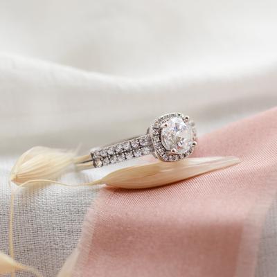KATI gold diamond engagement ring