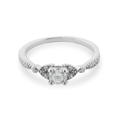 KREKE gold diamond engagement ring
