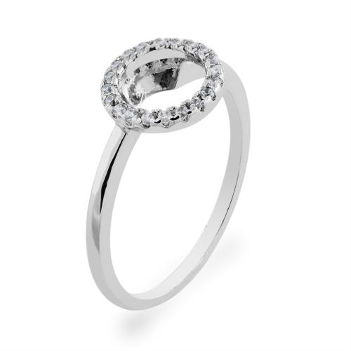 MIFI authentic gold diamond ring