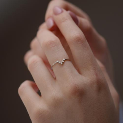Diamond ring MOINO