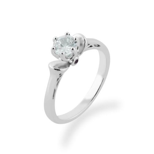 RISTE diamond engagement ring 0.5ct