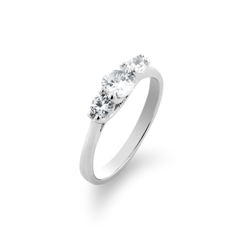 VIZO gold diamond dressing engagement ring - the symbol of perfect taste