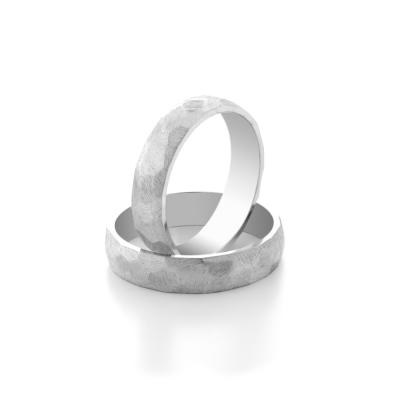 BOME platinum wedding rings