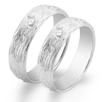 DRIS gold wedding rings