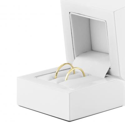 Minimalistic Wedding Rings GOLED