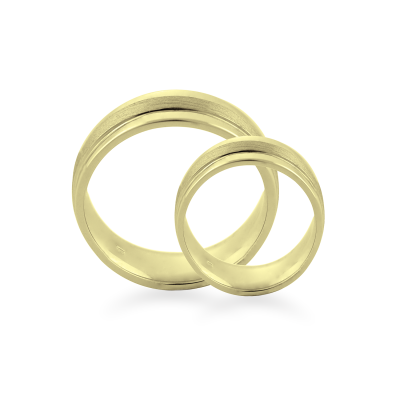 JOL gold wedding rings  – traditions and modern style
