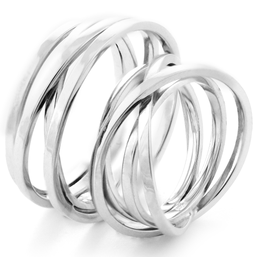 JOLI wedding rings - style and charm