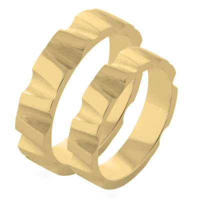 MAKO gold wedding rings