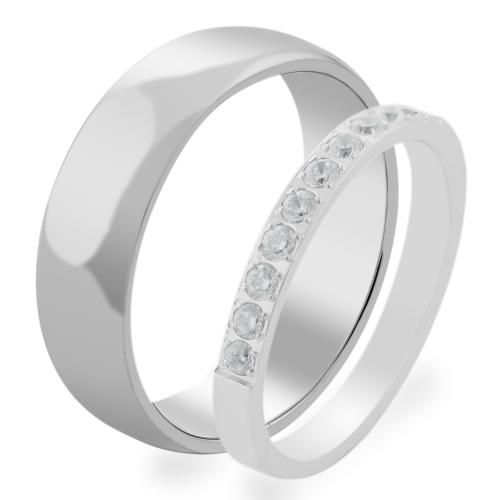 SVETE  diamond wedding rings