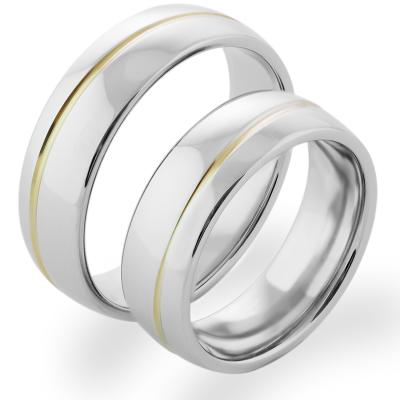 Gold wedding rings TALE